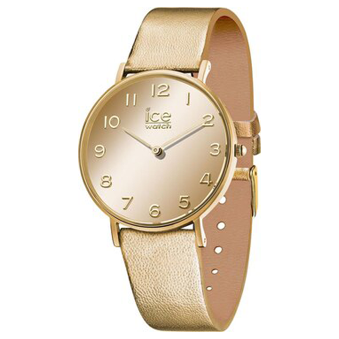 Ice-Watch small, Ice City Mirror Gold