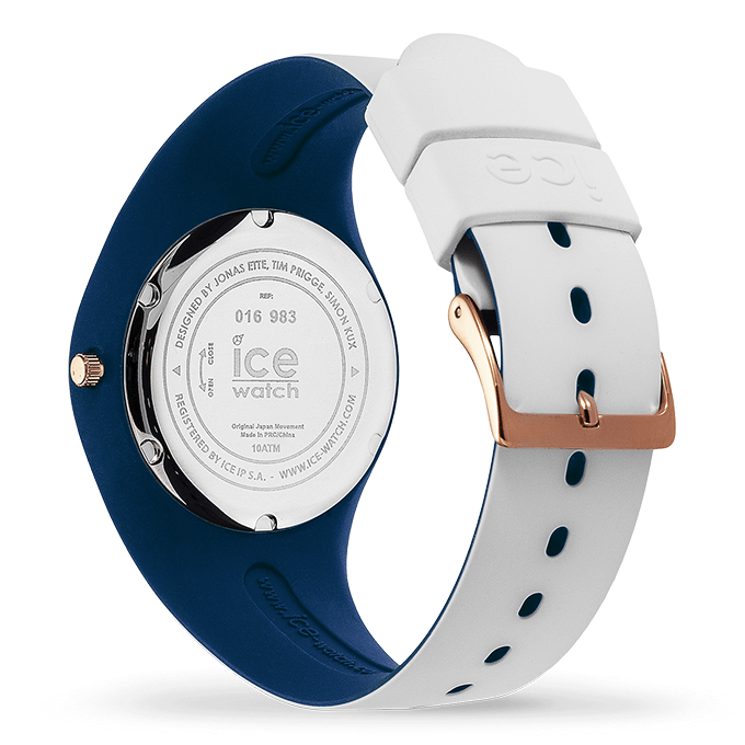 Ice-Watch medium, Ice Duo Chic White Marine