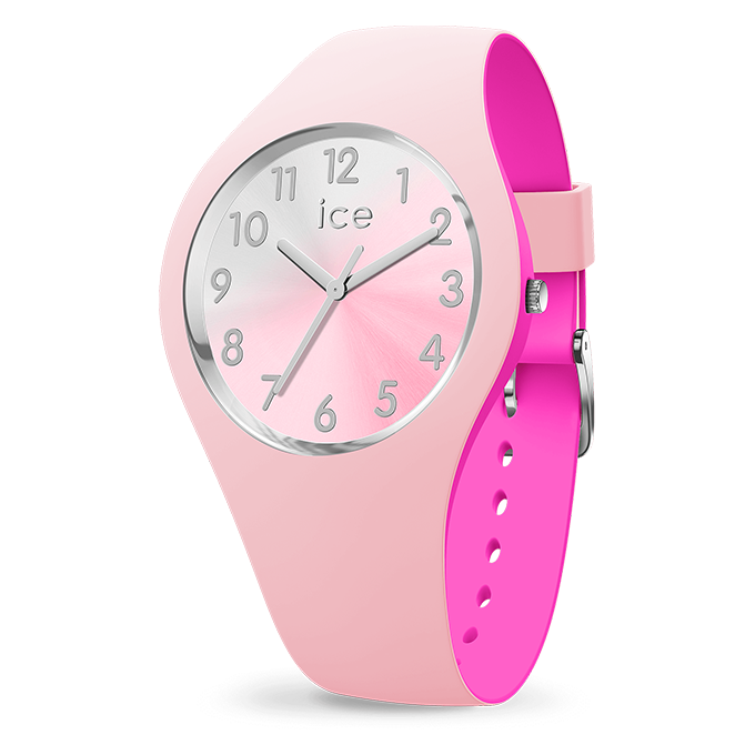 Ice-Watch small, Ice Duo Chic Pink Silver