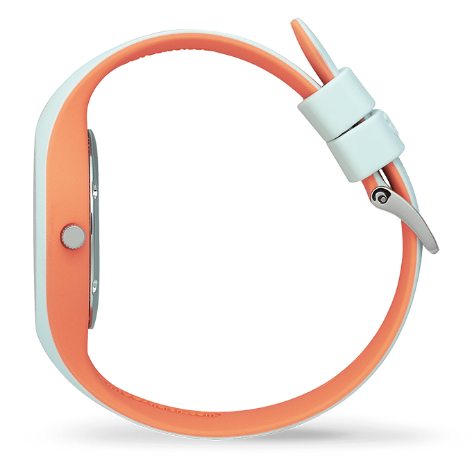 Ice-Watch small, Ice Duo Chic Aqua Coral