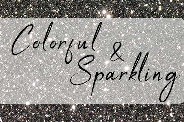 COLORFUL & SPARKLING bars