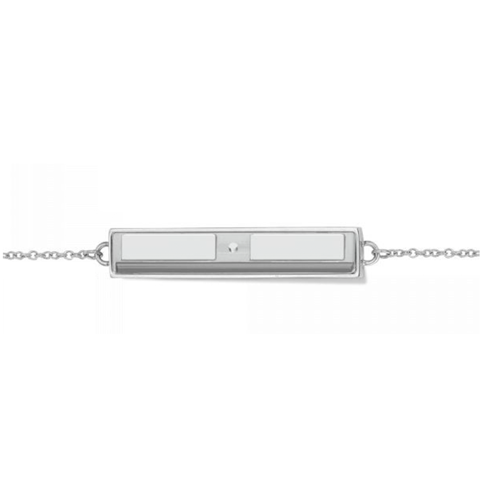 Armband - Silver toned - Silver toned