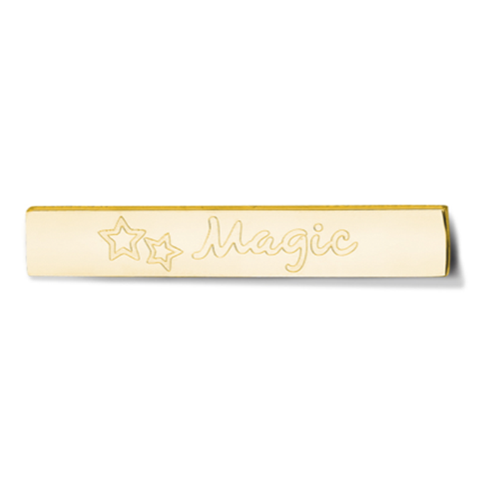 Bar - Magic - Gold toned