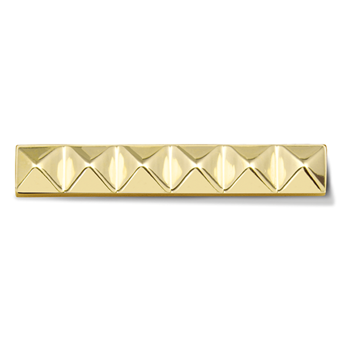 Bar - Stud - Gold toned