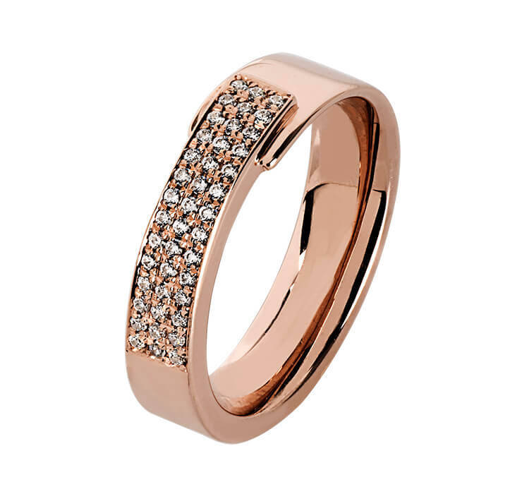 FK serie 3D Rensini Fairtrade diamond jewelry